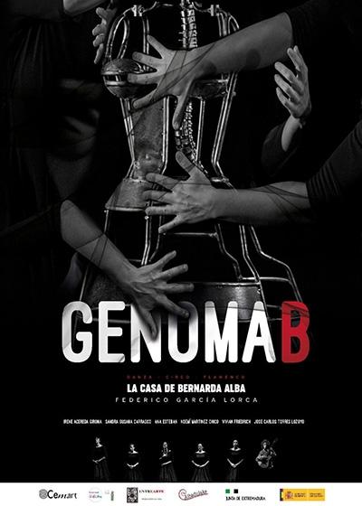 'GENOMA B' DE ALBADULAKE TEATRO