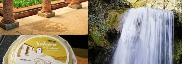 Caminhada Rio de Mouros, prova Queijo Rabaçal e Ruínas de Conímbriga