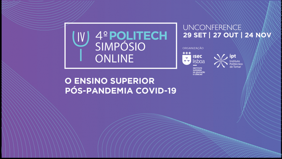 4.º Politech Simpósio Online | O Ensino Superior Pós-Pandemia Covid-19