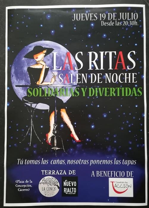 «Las Ritas salen de noche» || La Conce y Nuevo Rialto