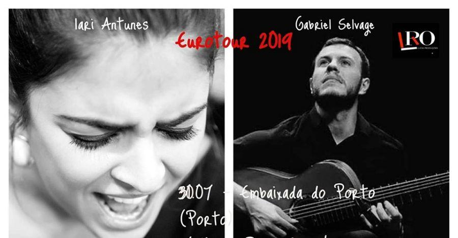 Lari Antunes & Gabriel Selvage