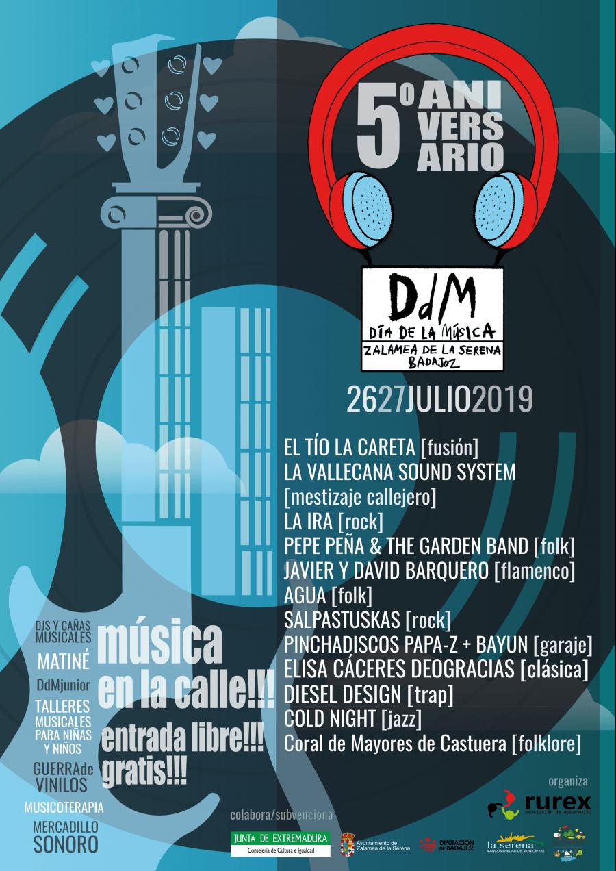 DdM Día de la Música en la Serena