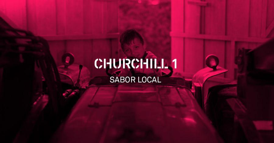 Festival shnit San José 2019. SABOR LOCAL. CHURCHILL 1