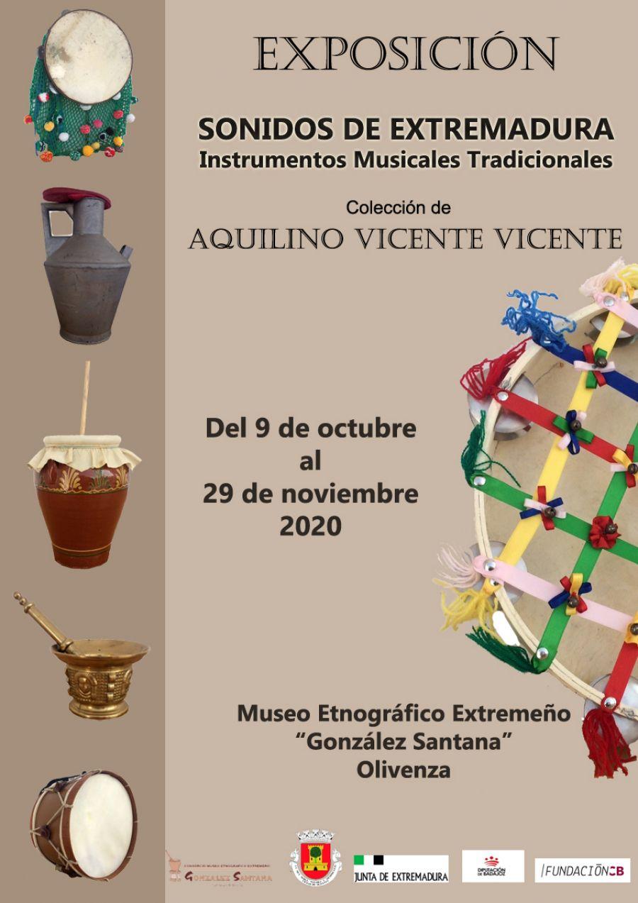 Sonidos de Extremadura. Instrumentos Musicales Tradicionales