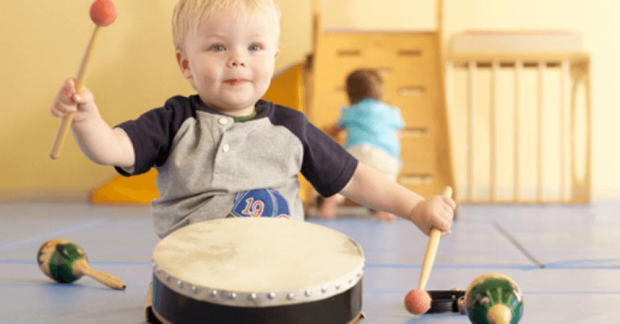 Workshop de Música para Bebés e Papás