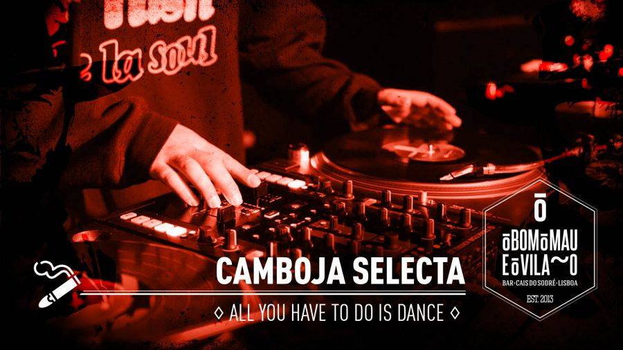 Camboja Selecta | All You Have to Do is Dance