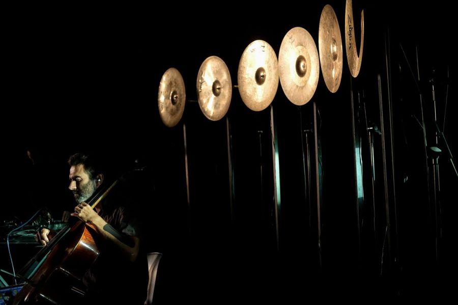 Ricardo Jacinto apresenta Medusa - Solo para Violoncelo, Eletrónica e Objetos Ressonantes