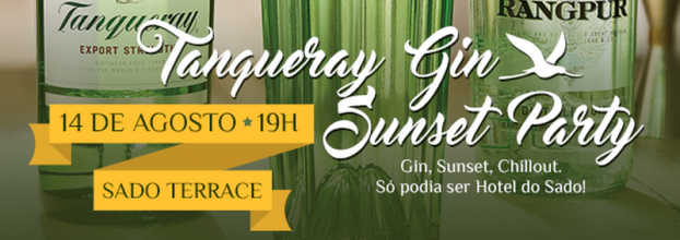 Tanqueray Gin Sunset Party