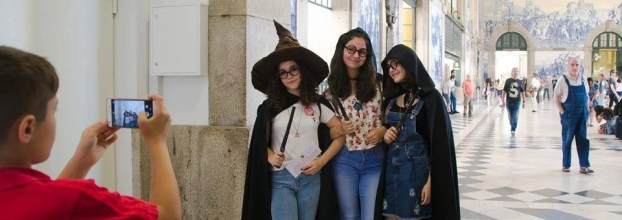 Carnaval Mágico com Harry Potter no Porto!