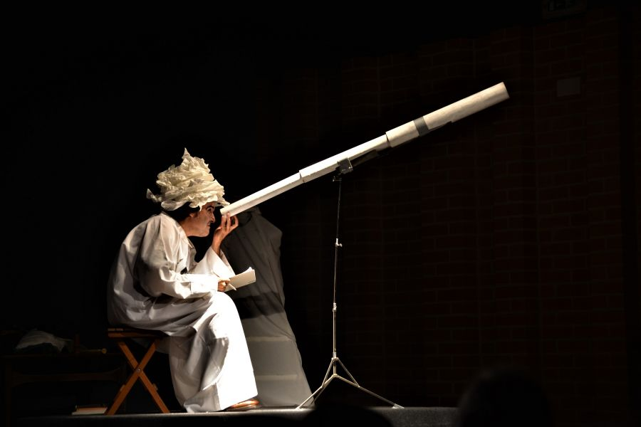 A Flauta Mágica – Vista da Lua (ÓPERA)