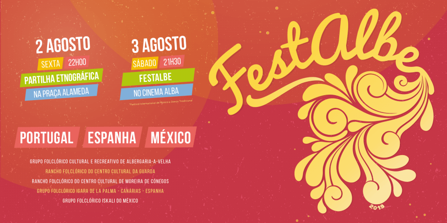 Festalbe 2019 - Festival Internacional de Música e Dança Tradicional