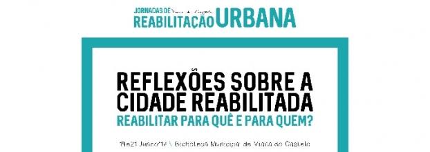 Reflexões Sobre a Cidade Reabilitada