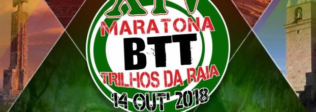 XIV MARATONA BTT 'TRILHOS da RAIA'