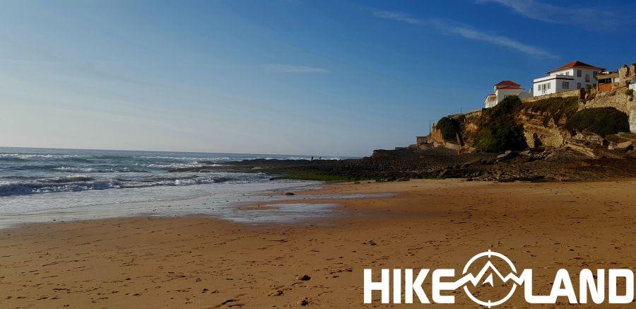 Caminhada e Yoga ao Pôr do Sol na Praia das Maçãs