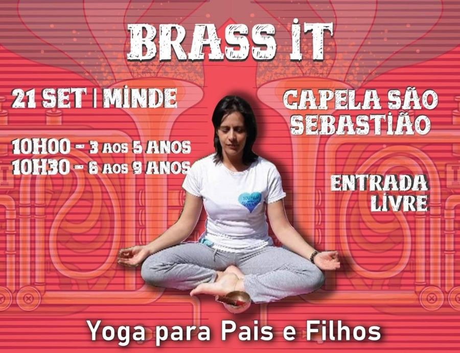 Yoga para Pais e Filhos