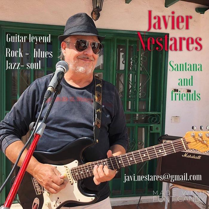 Concierto de Javier Nestares