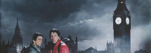 Un hombre lobo americano en Londres, 1981.