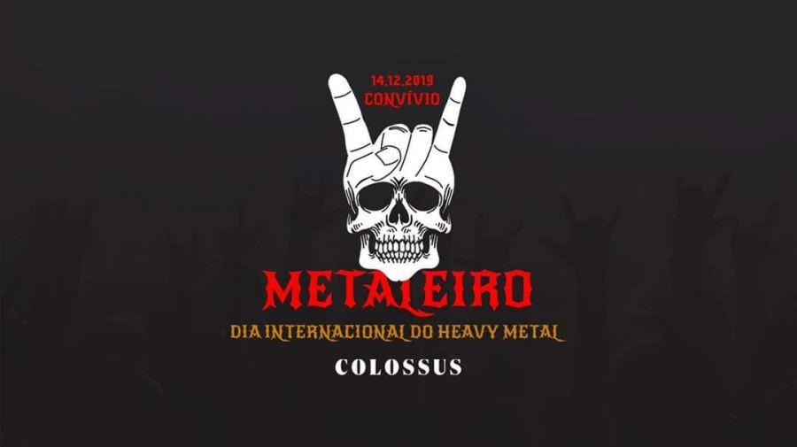 Dia Internacional do Heavy Metal - Convívio Metaleiro