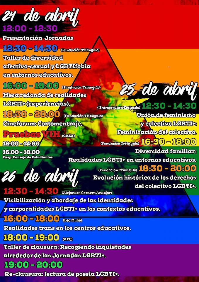 JORNADAS LGBTI+