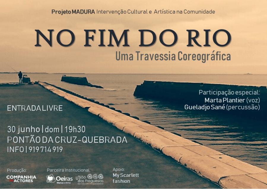 No Fim do Rio, uma Travessia Coreográfica