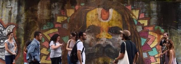 Safari de Arte Urbano. 3era y 4ta edición