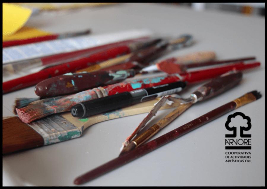 Oficina Livre de Pintura com Professor Carlos dos Reis