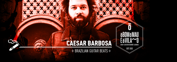 Caeser Barbosa | Brazilian Guitar Beats