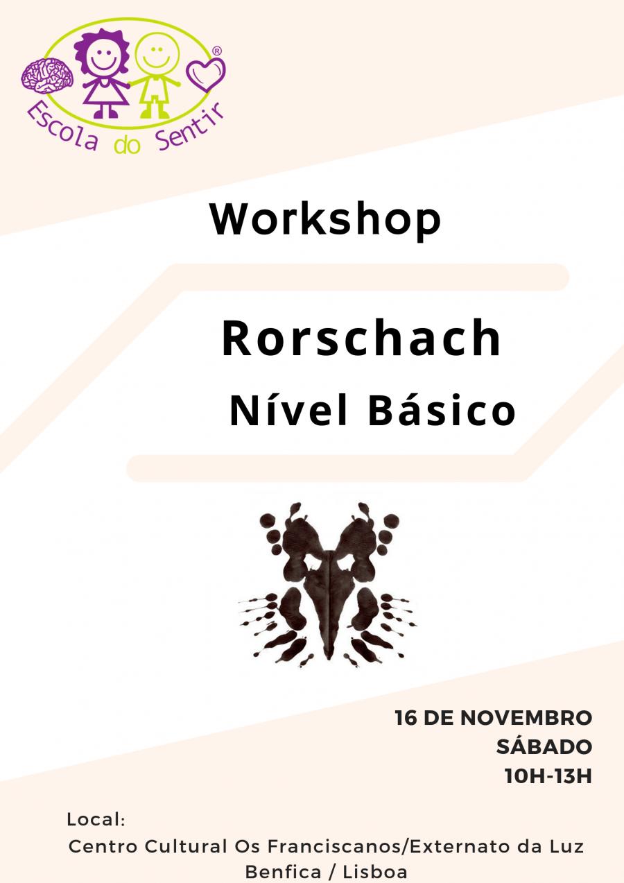 Workshop 'Rorschach - Nivel Básico'