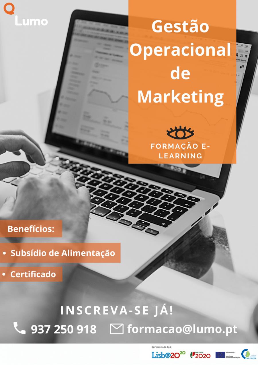Formação Gratuita - Gestão Operacional de Marketing