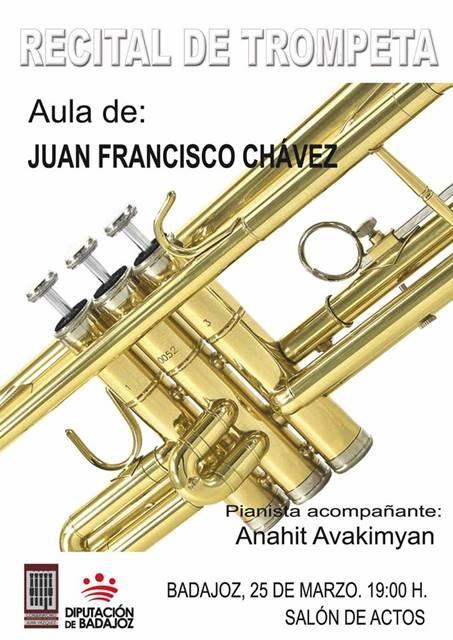 Recital de trompeta || Conservatorio Profesional de Música Juan Vázquez