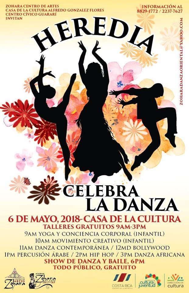 Heredia Celebra La Danza