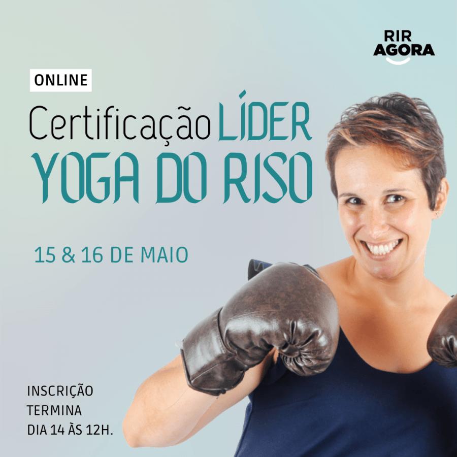 Certificação Líder Yoga do Riso