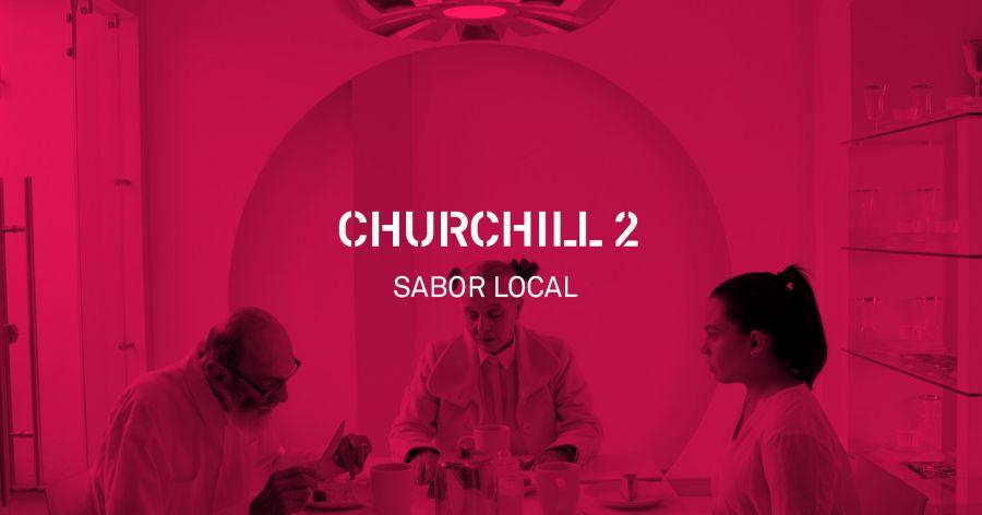 Festival shnit San José 2019. SABOR LOCAL. CHURCHILL 2