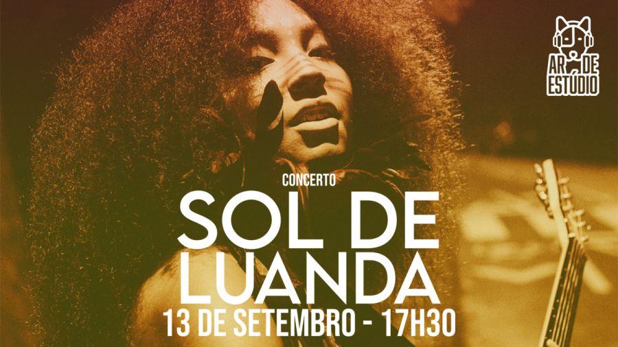 Concerto Sol de Luanda