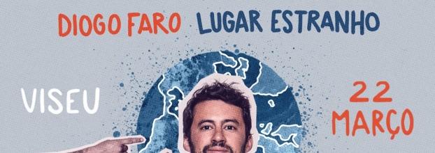Diogo Faro - Lugar Estranho