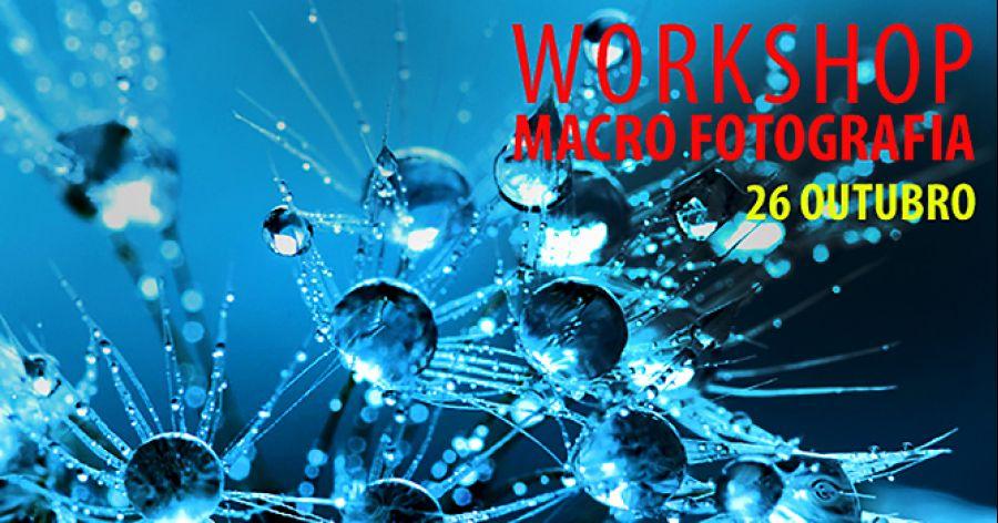 WORKSHOP MACRO FOTOGRAFIA