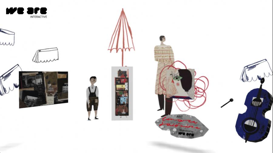 ARt Experience Gallery - Cinara Saiónára