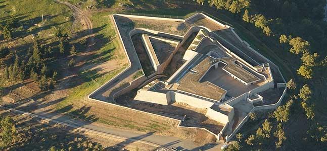 Visita al Fuerte de San Cristobal de Badajoz