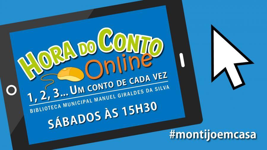 Hora do Conto Online // Programação Infantil