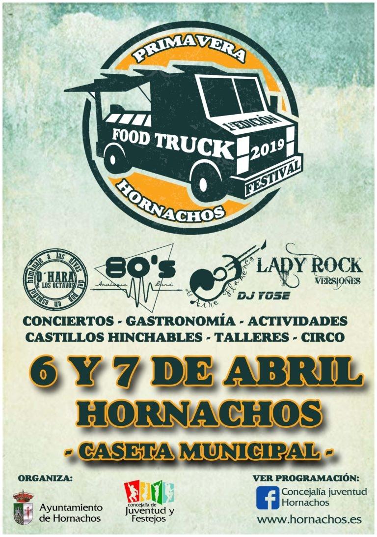 Primavera food truck  || Hornachos
