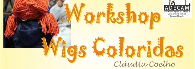 Workshop Wigs Coloridas