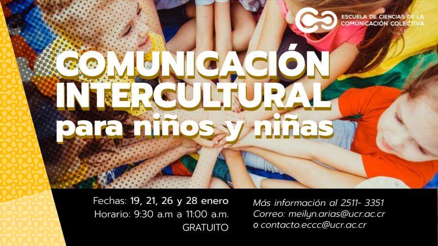 Comunicación intercultural para niños y niñas