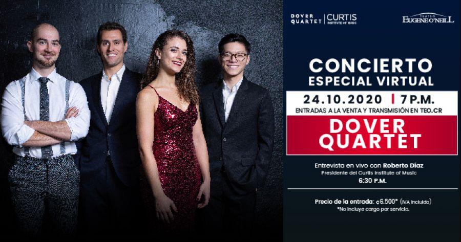 Dover Quartet | Concierto Especial
