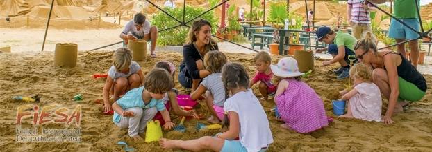 FIESA – Workshops Escultura em Areia