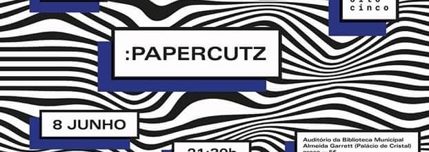 :papercutz | Auditório BMAG, Palácio de Criscal