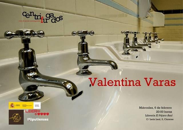 Valentina Varas en El Pájaro Azul