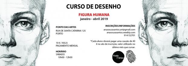 CURSO DESENHO FIGURA HUMANA