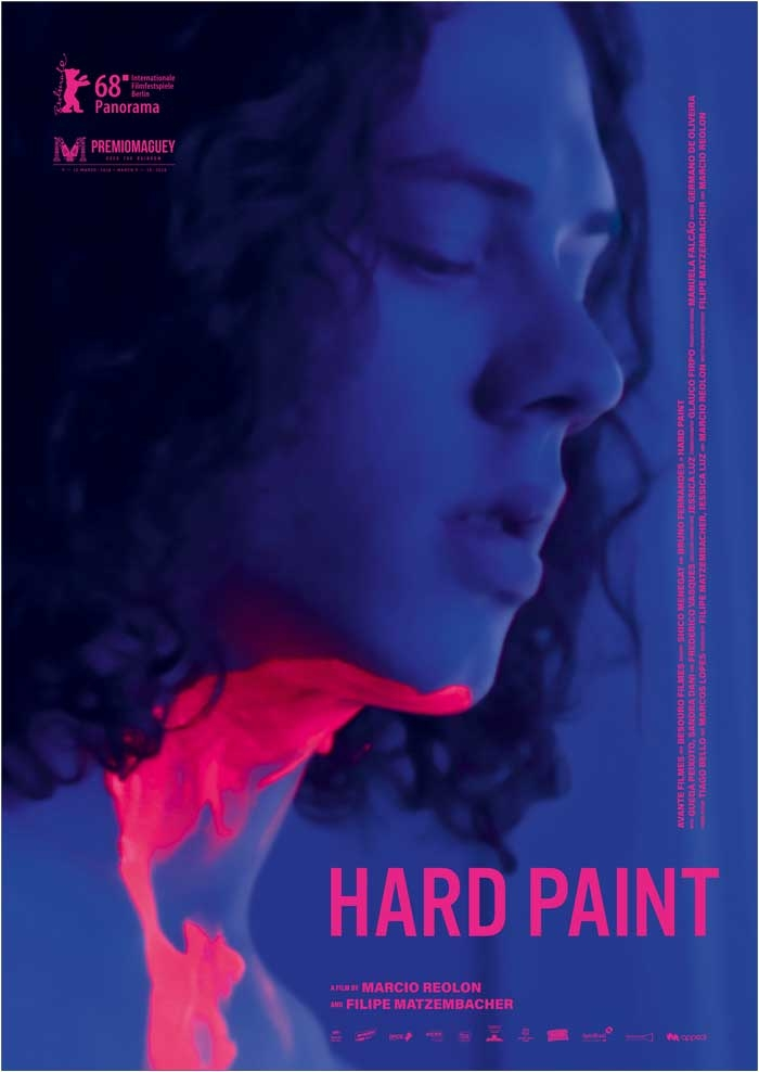 Proyección | TINTA BRUTA [Hard Paint] (Badajoz)