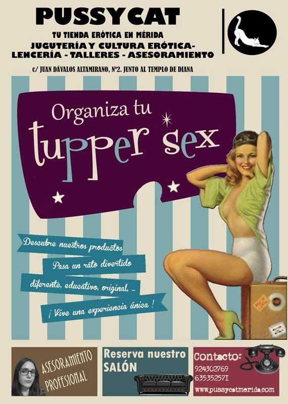 Tuppersex Abierto