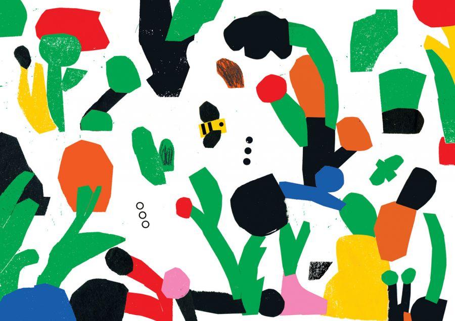 Cursos de Artes ao Sábado - Workshop de Ilustração Infantil - Encontra o teu fio